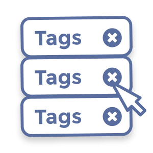 Do you tag your products?